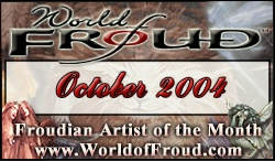 World of Froud Artist of the Month for October 2004