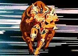Taurus (Aldebaran, Hasgard, Ox)